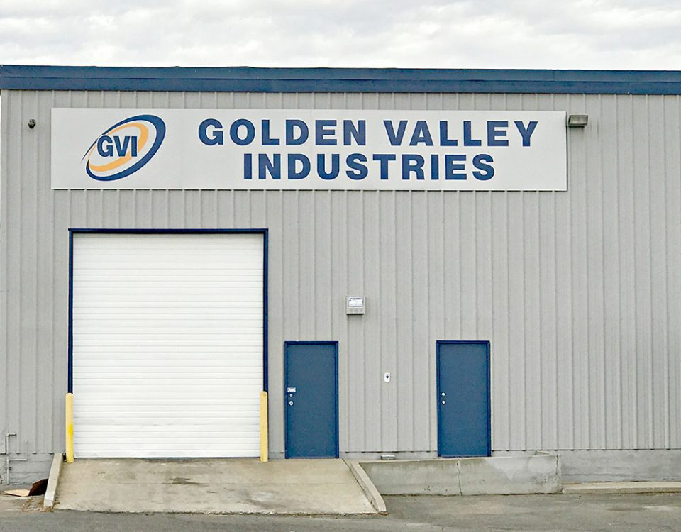 Golden Valley Industries Plant