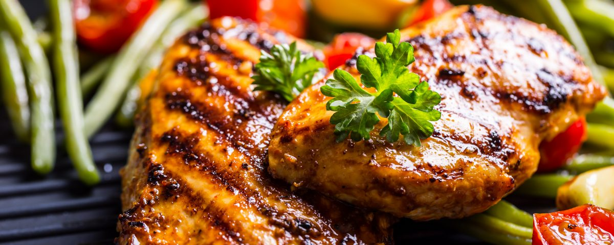 Marinated Chicken Recipe